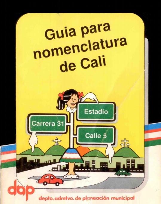 Estandarización de la nomenclatura domiciliaria y ejes viales
