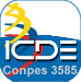 Informe de actividades de la ICDE 2009
