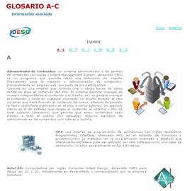 Glosario IDESC