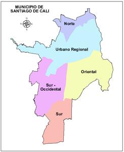 Mapas de Piezas Urbanas y Polígonos Normativos