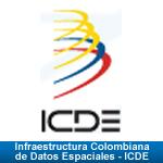 IDESC incluida en el Geoportal de la Infraestructura Colombiana de Datos Espaciales - ICDE