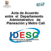 Acta de Compromiso IDESC No.3